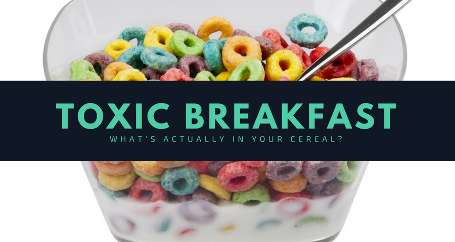 Toxic Breakfast: What's Actually in Your Cereal?