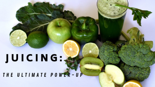 Juicing: The Ultimate Power-Up